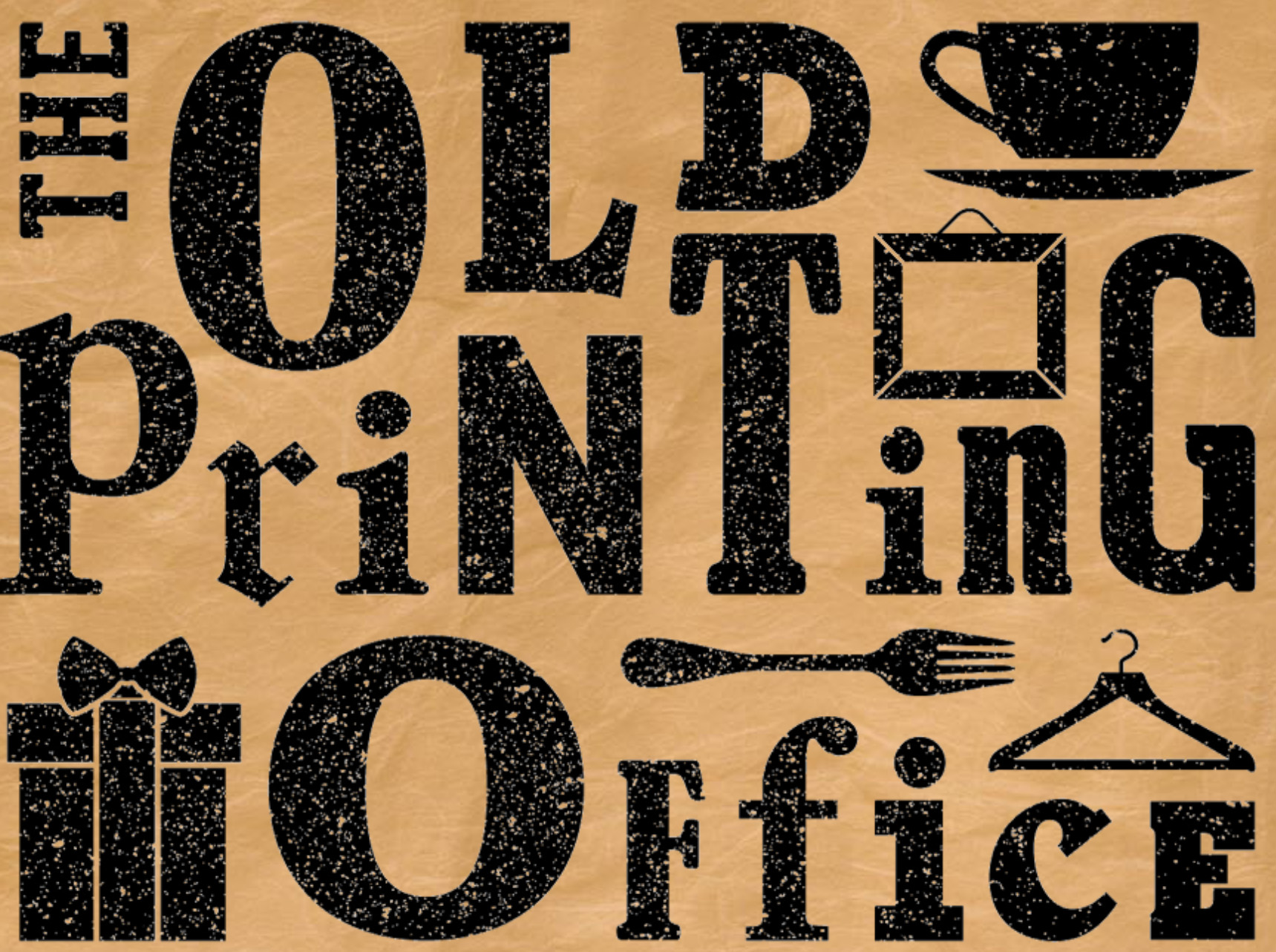 old printing office